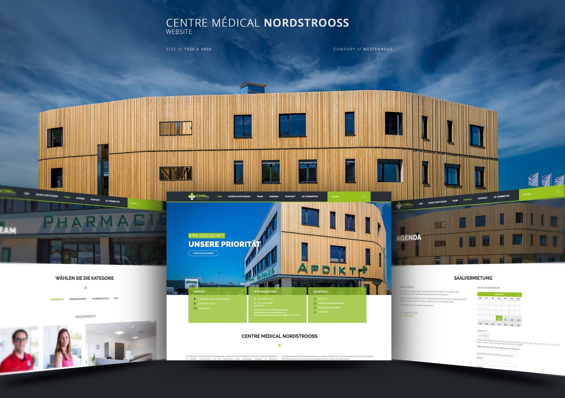 Centre Medical Nordstrooss