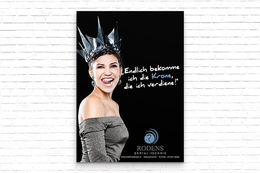 Plakat Rodens Dental-Technik