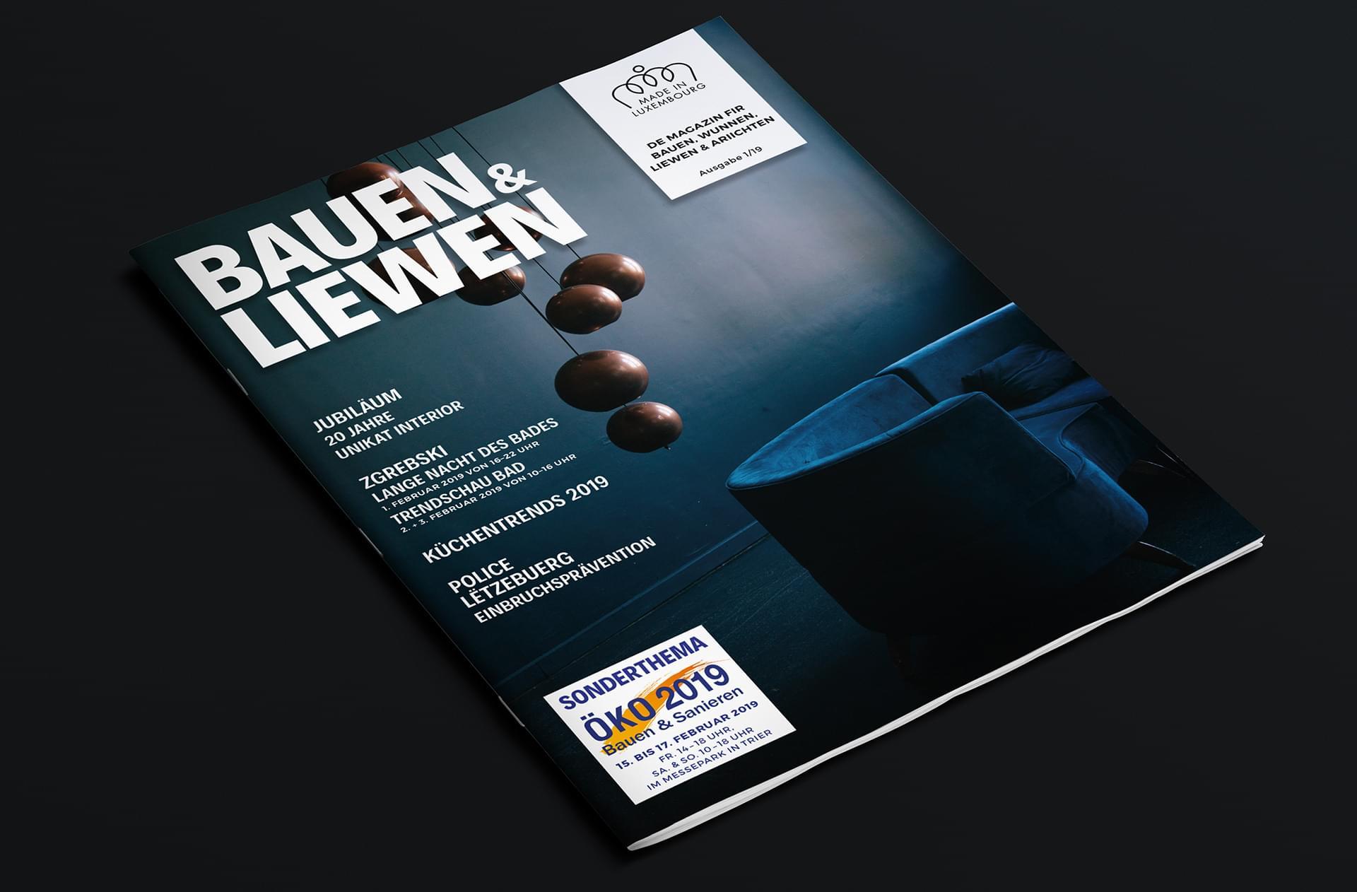 Bauen & Liewen 2/19